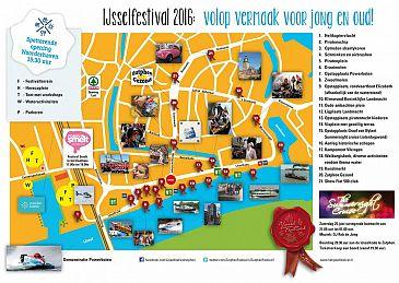 Piraten, cruise en vuurwerk tijdens Zutphens IJsselfestival