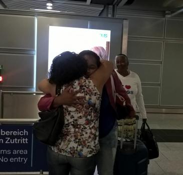 Dankbaar: familie mishandelde Andres met hulp van Zutphenaren naar Nederland