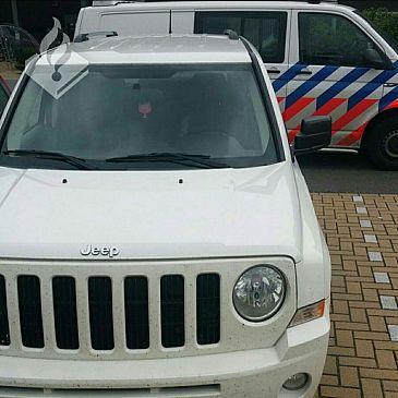 Man in gestolen auto aangehouden