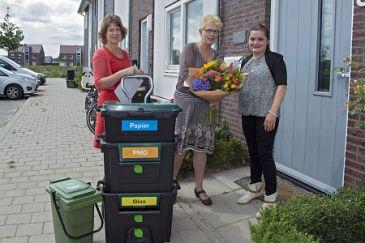 Nieuwe afval inzamelmethode getest in Zutphen