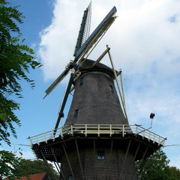 Geldwervingsactie voor iconische molen in Warnsveld
