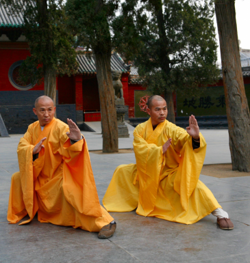 Shaolin Kung Fu komt naar Zutphen
