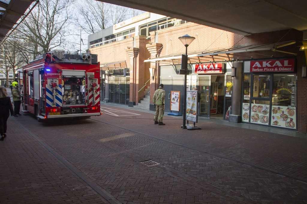 Brandweer rukt uit voor brand bij Akal