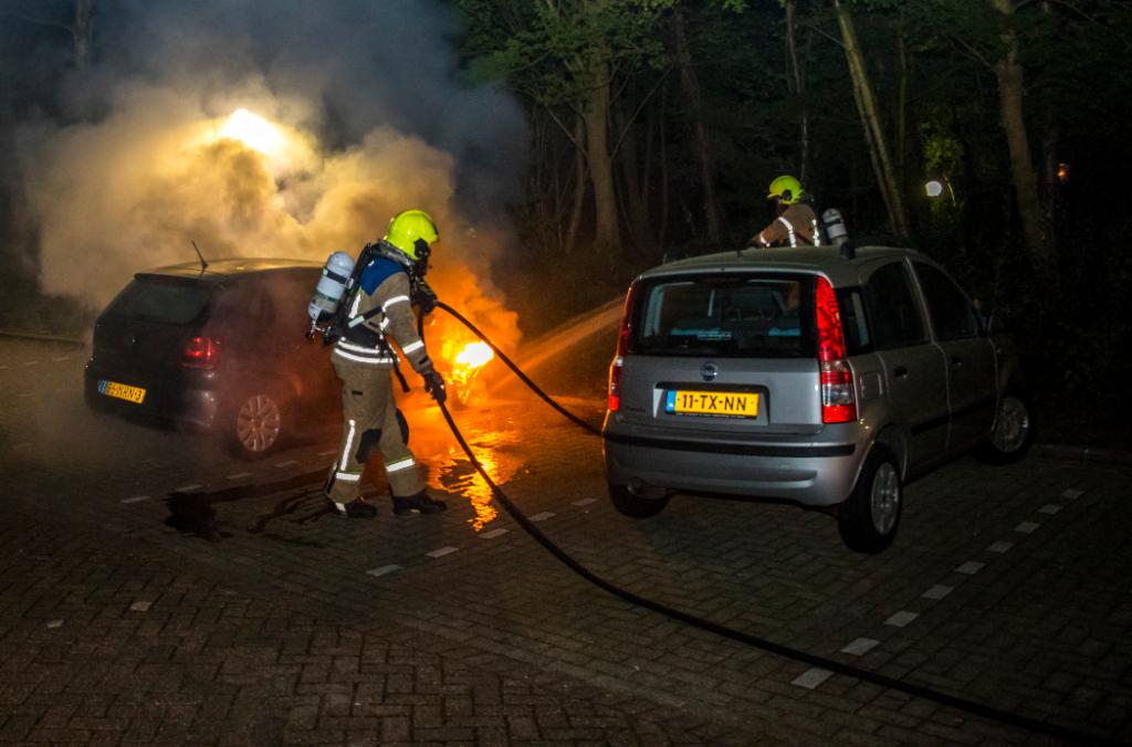 Autobranden: Pyromaan slaat weer toe!