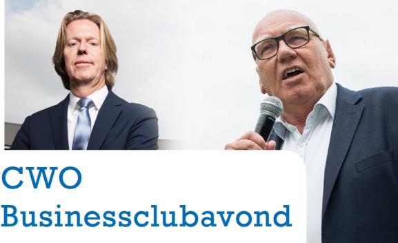 Kees Jansma en Jan de Jong bij CWO!