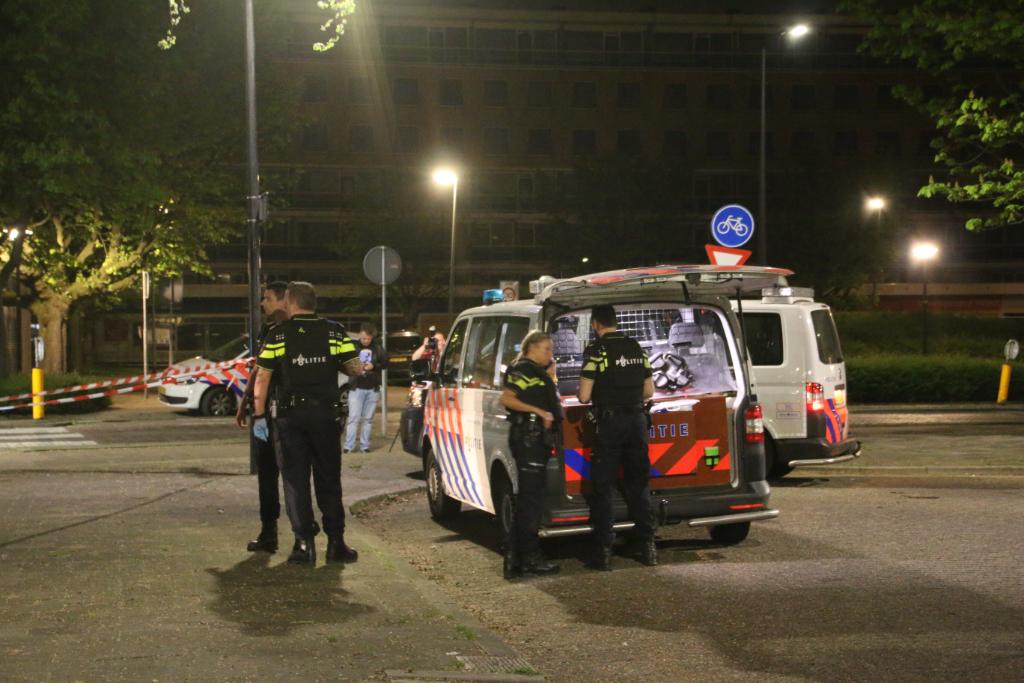 Slachtoffer schietpartij buiten levensgevaar