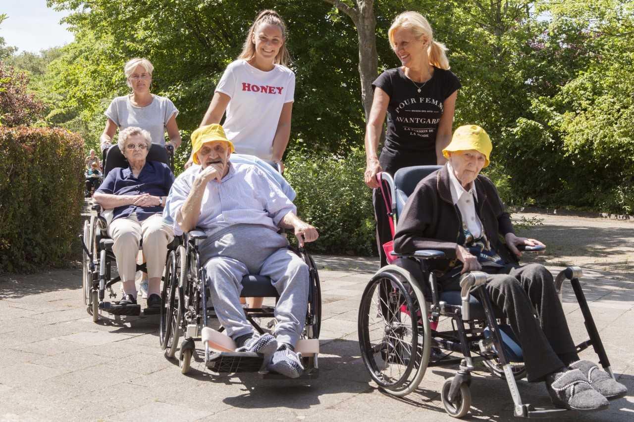 Zonnehuisgroep Vlaardingen zoekt meelopers