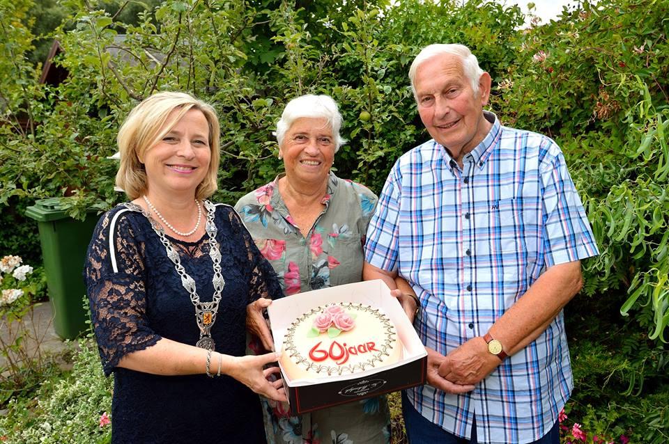 Al 60 jaar bij elkaar!
