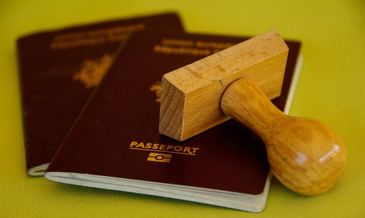 Foute paspoorten in omloop