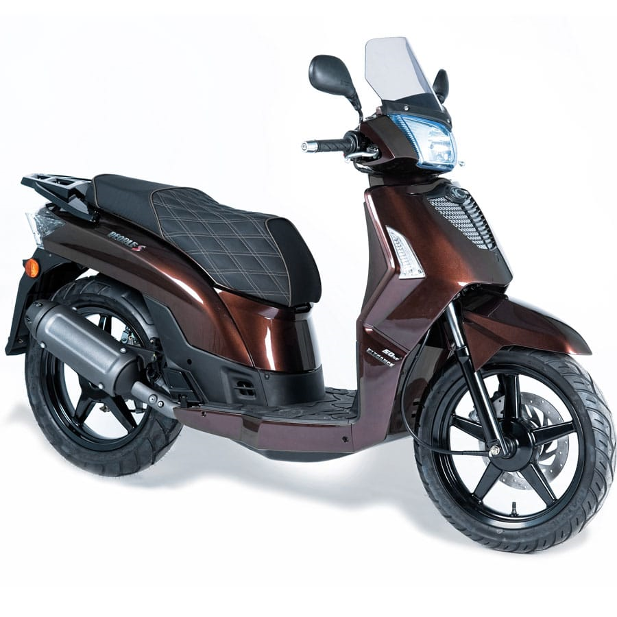 Scooter gestolen in de PKD