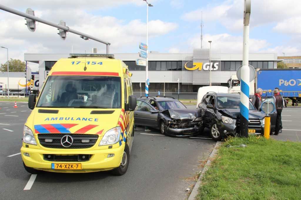 Vlaardingse maatjes betrokken bij ongeval