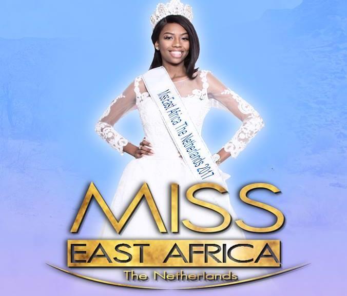 Het mooiste meisje van Oost Afrika…in Nederland