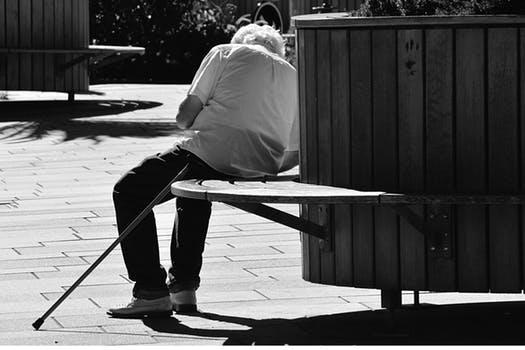 SP: 'Oudere mensen nooit op straat zetten'