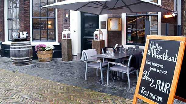 Restaurant Westkaai sluit…en is te koop