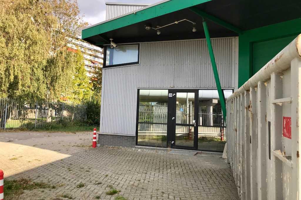 Nieuwe ambulancepost op grens Vlaardingen en Schiedam