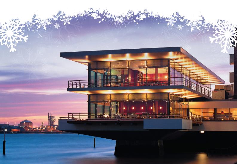 Een onvergetelijke Kerst in het Delta Hotel!