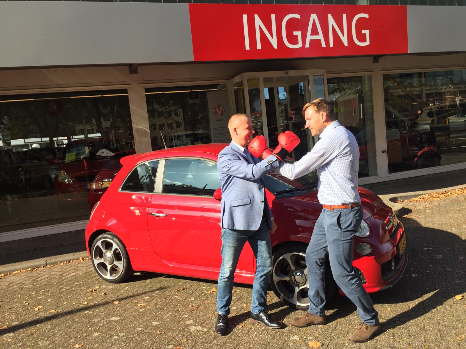 Knock-out & Total Loss weken bij Eigenraam