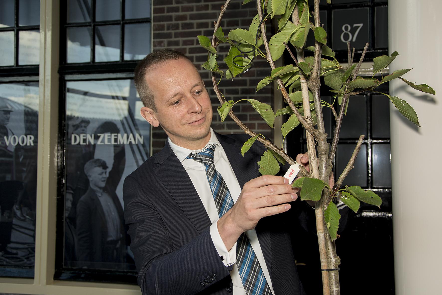 Afscheidsreceptie Arnout Hoekstra