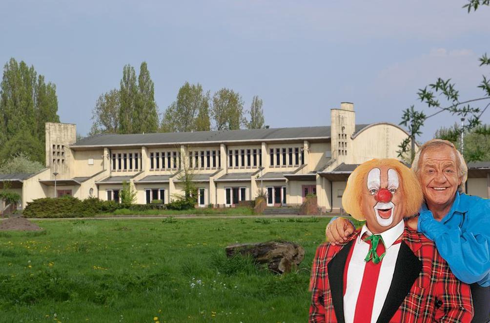 Blog: Geen Bassie en Adriaan Pretpark in Vlaardingen
