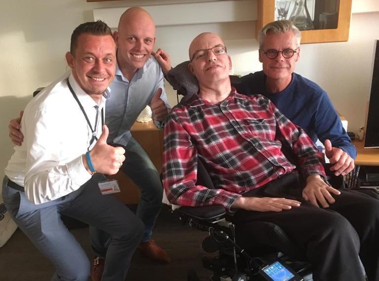 CION - DVO'32 in teken van Tour du ALS