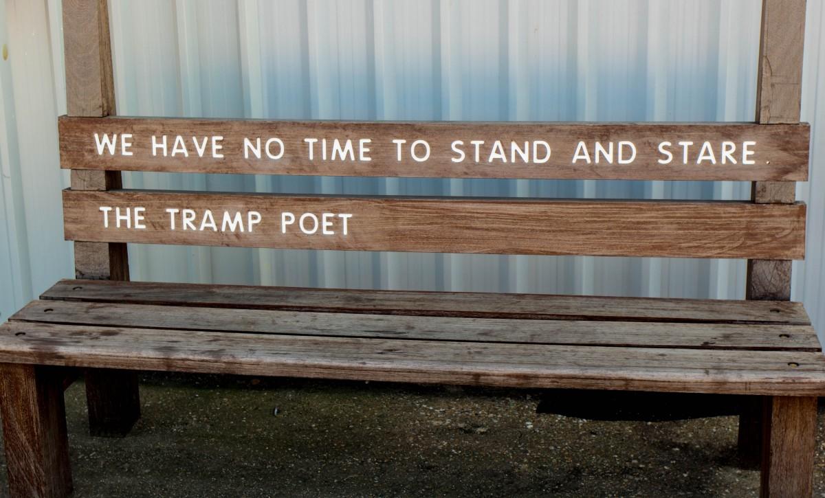 Terug van weggeweest: Het Open Poëziepodium!