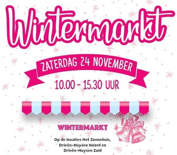 Wintermarktbij Zonnehuisgroep Vlaardingen