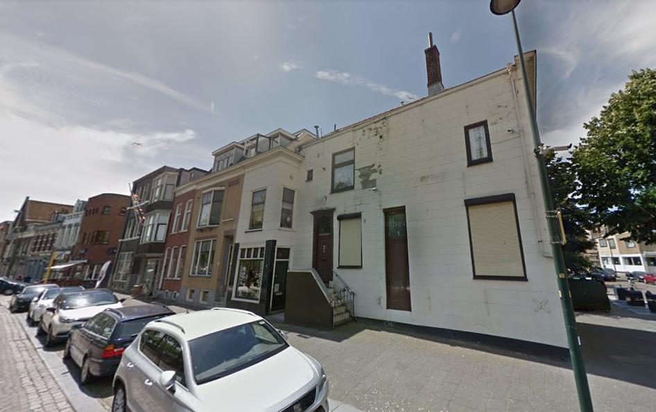 Huis van Bas van Toor aan de haven te koop
