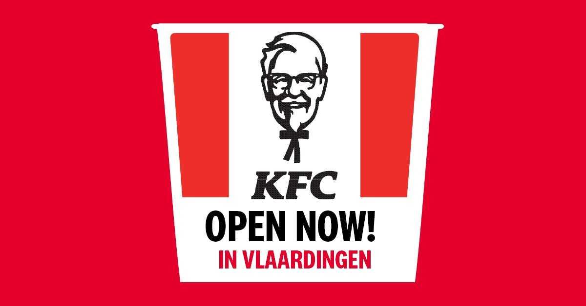 KFC Vlaardingen geopend