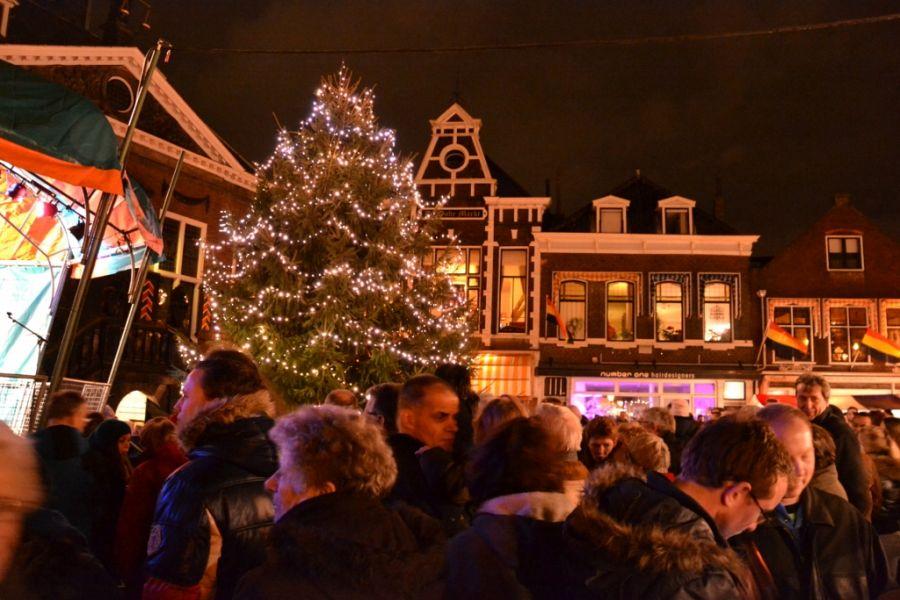 Vier Kerst In De Vlaardingse Binnenstad Vlaardingen24