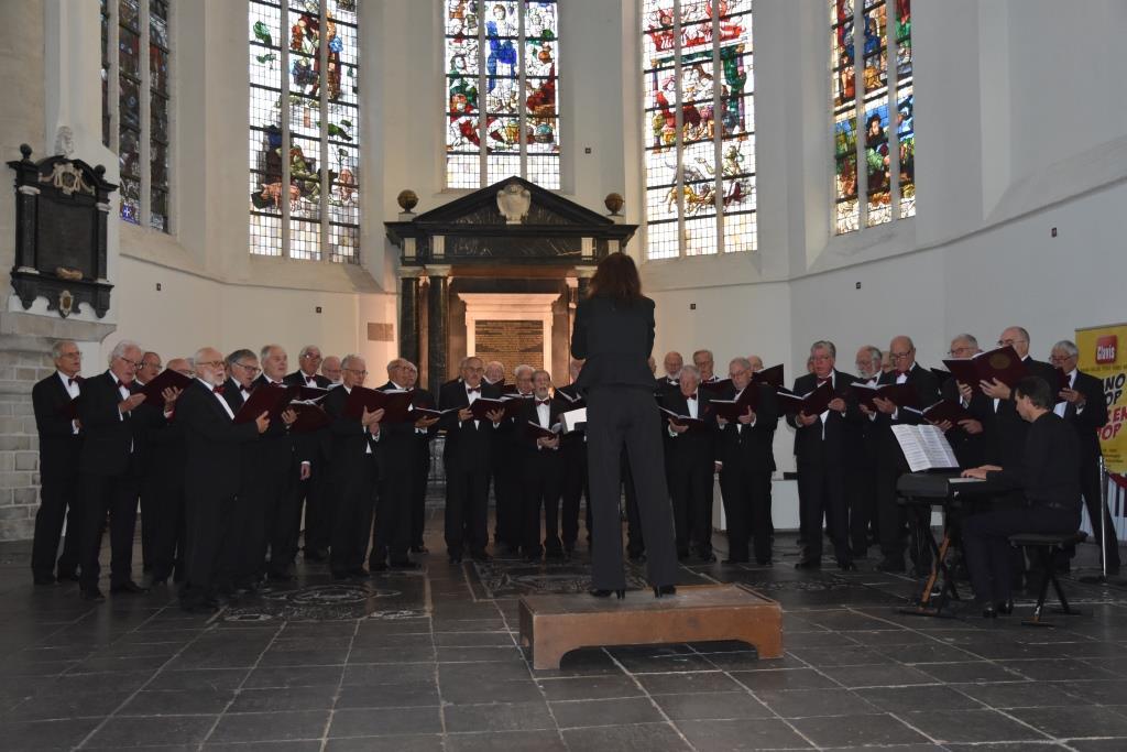 Kerstconcert Orpheus in Grote Kerk