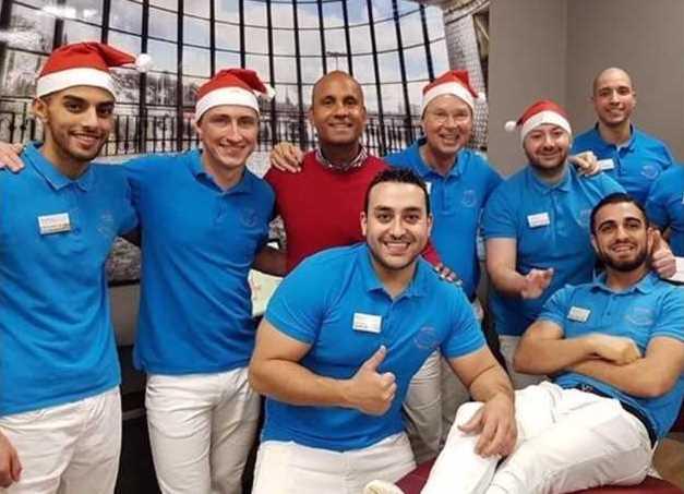 Orthodontiepraktijk Billet wenst iedereen prettige feestdagen