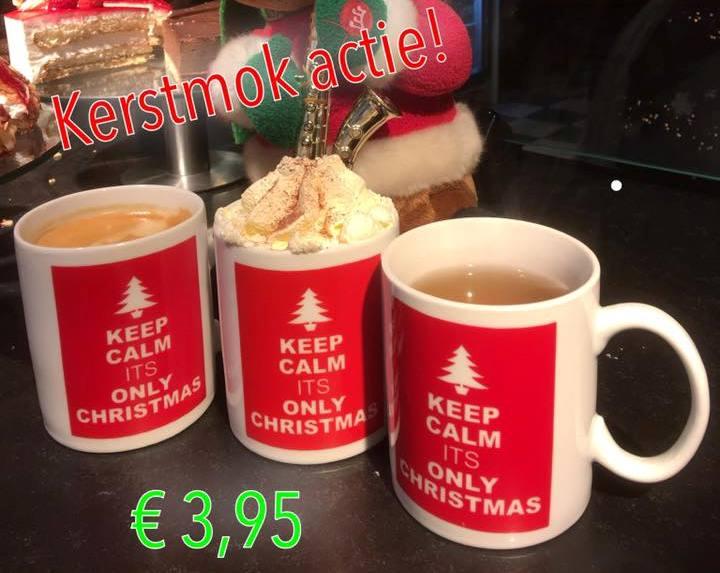Kerstmokkenactie bij Veerplein 18