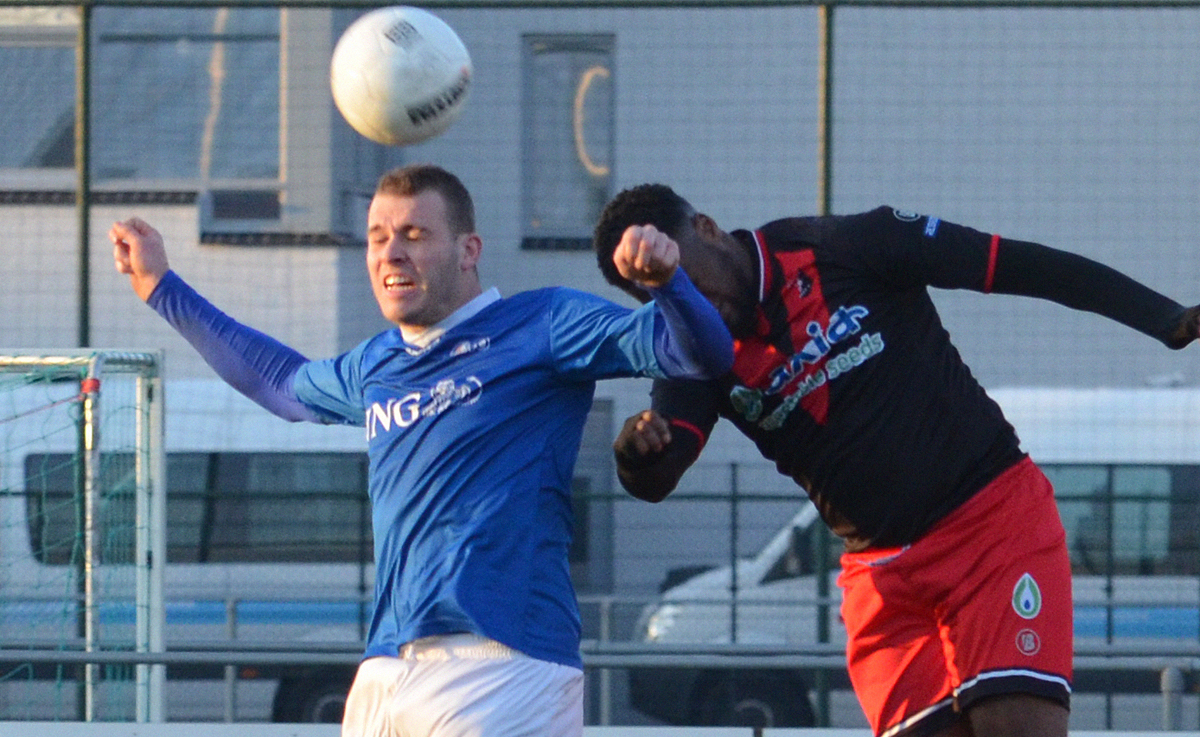 CWO onderuit tegen Vitesse Delft