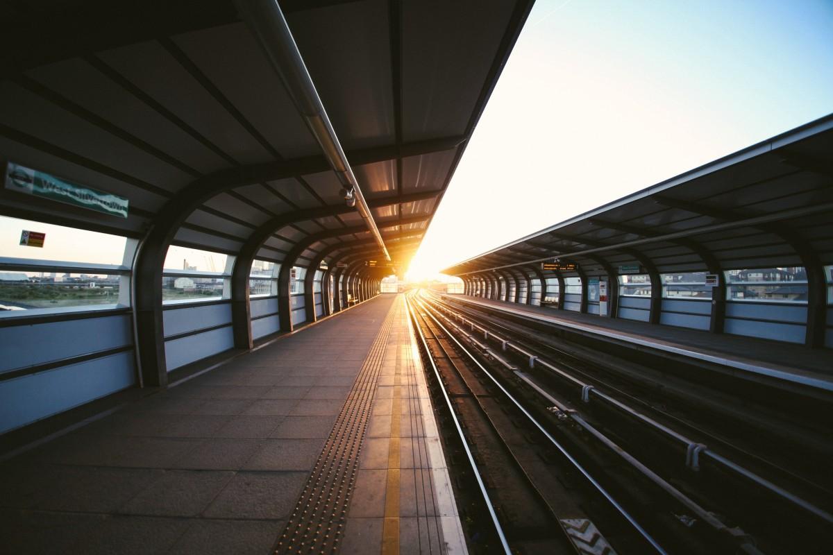 Metroverkeer rond Schiedam even plat