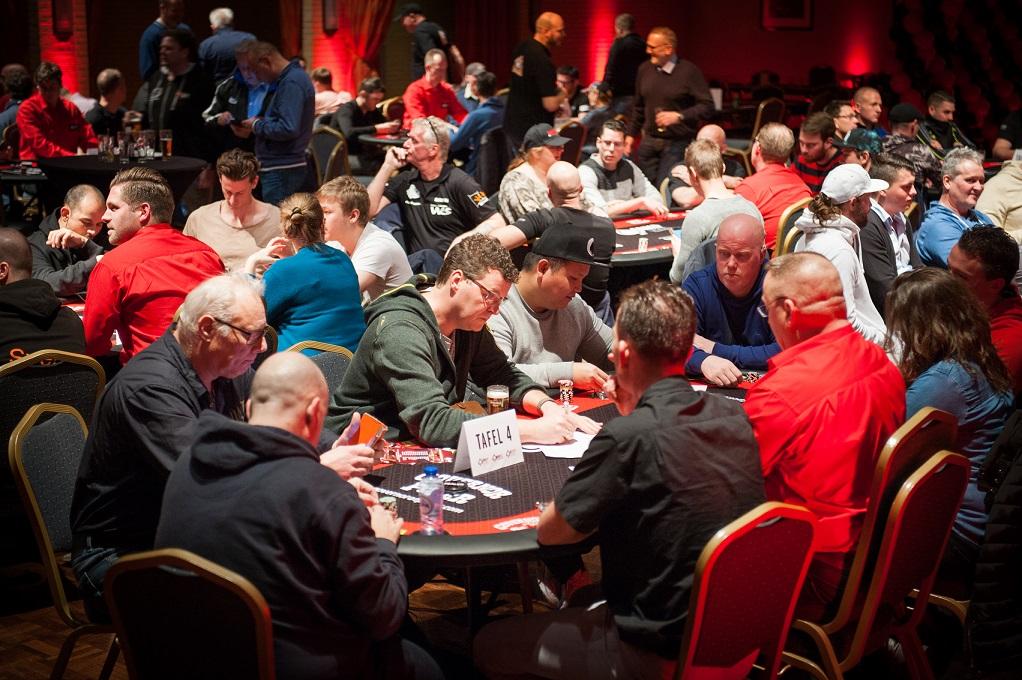 Pokerkampioenschap bij Partycentrum Prikkewater