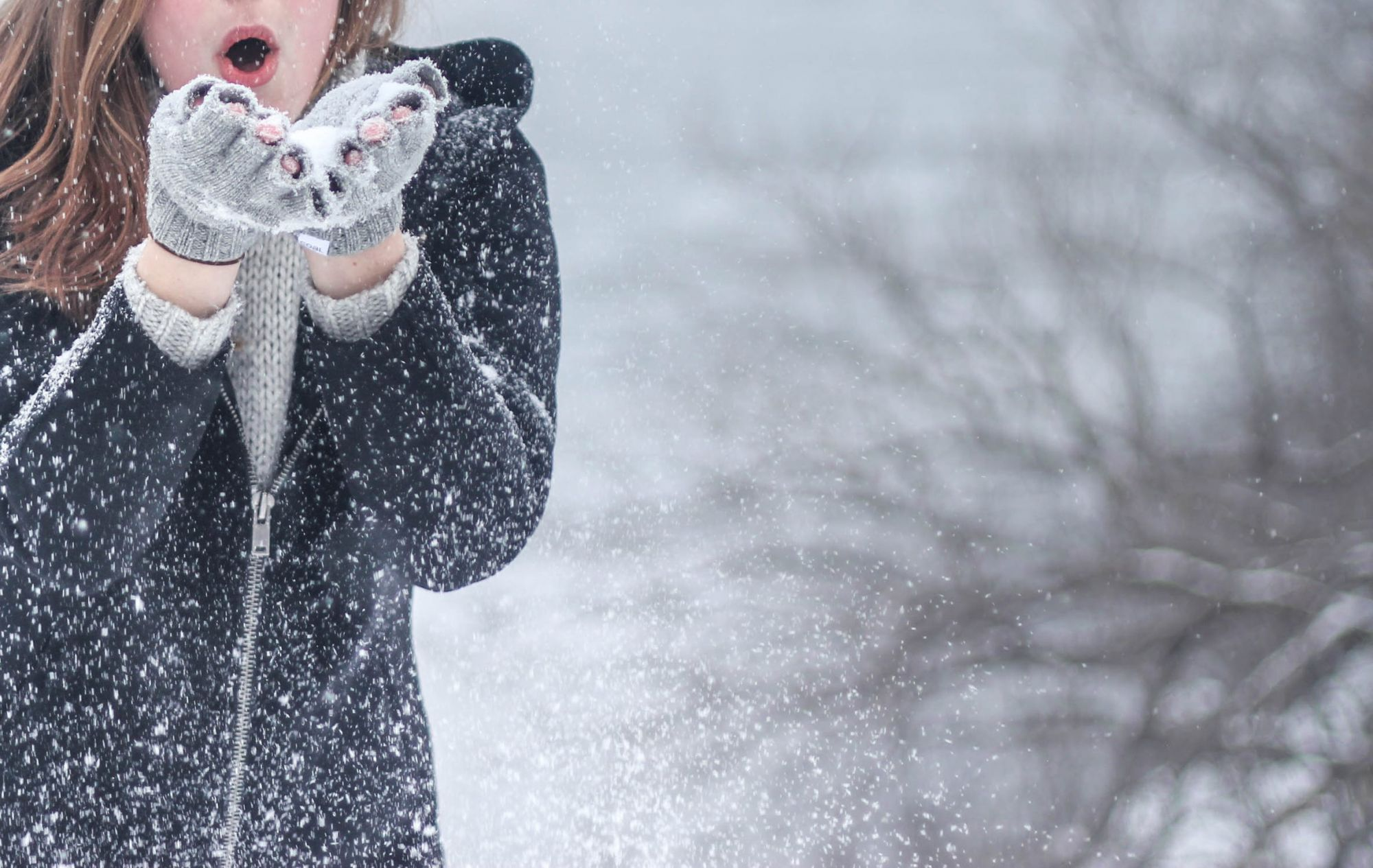 Dinsdag kans op pak sneeuw!