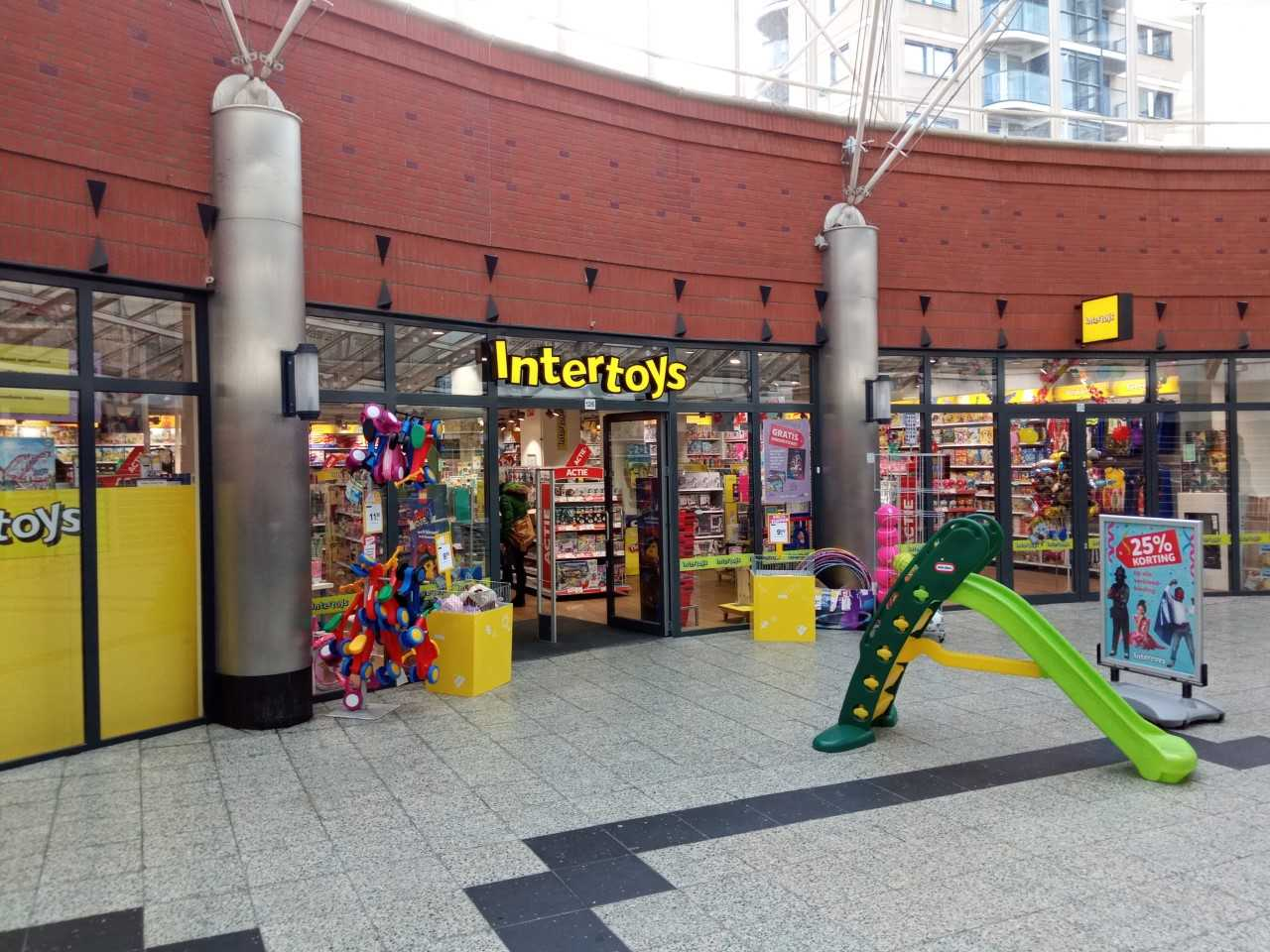 Intertoys failliet