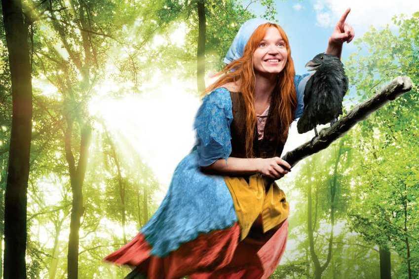 Gratis kinderfilm 'De kleine heks'