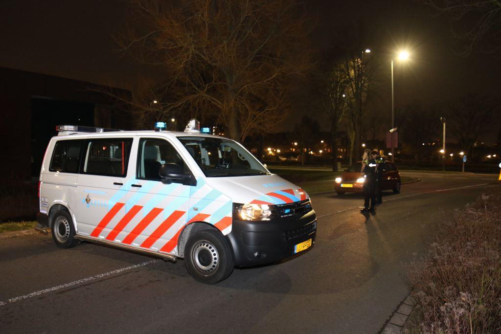 Schietpartij Westlandseweg: vals alarm