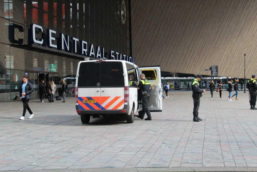 Maatregelen in Rotterdam na aanslag in Utrecht