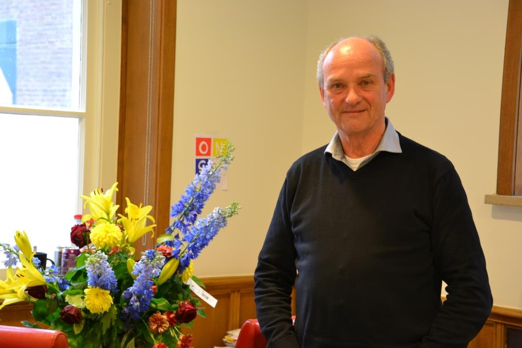 Frans Hoogendijk terug in de raad