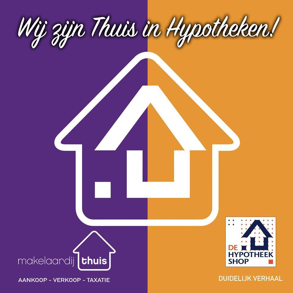 Thuis in Hypotheken!