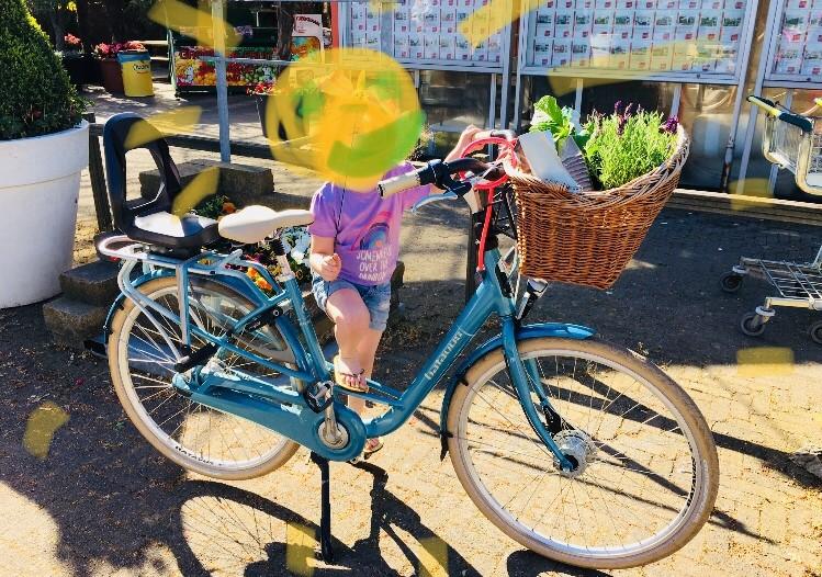Wie heeft de gestolen fiets van Elise gezien?