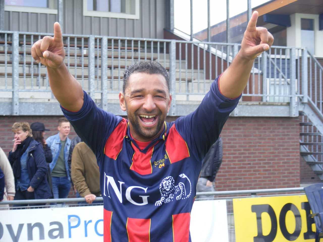 Jorge Gomes (38) neemt na 22 seizoenen afscheid