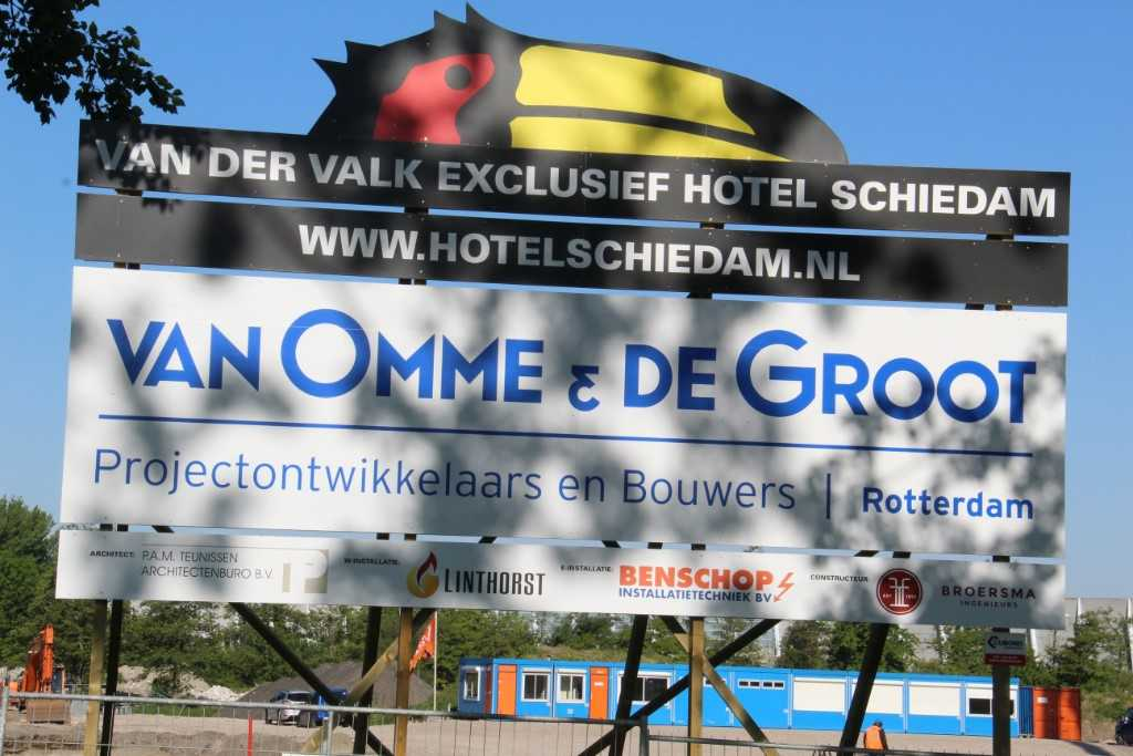 Van der Valk Hotel bij Kethelplein