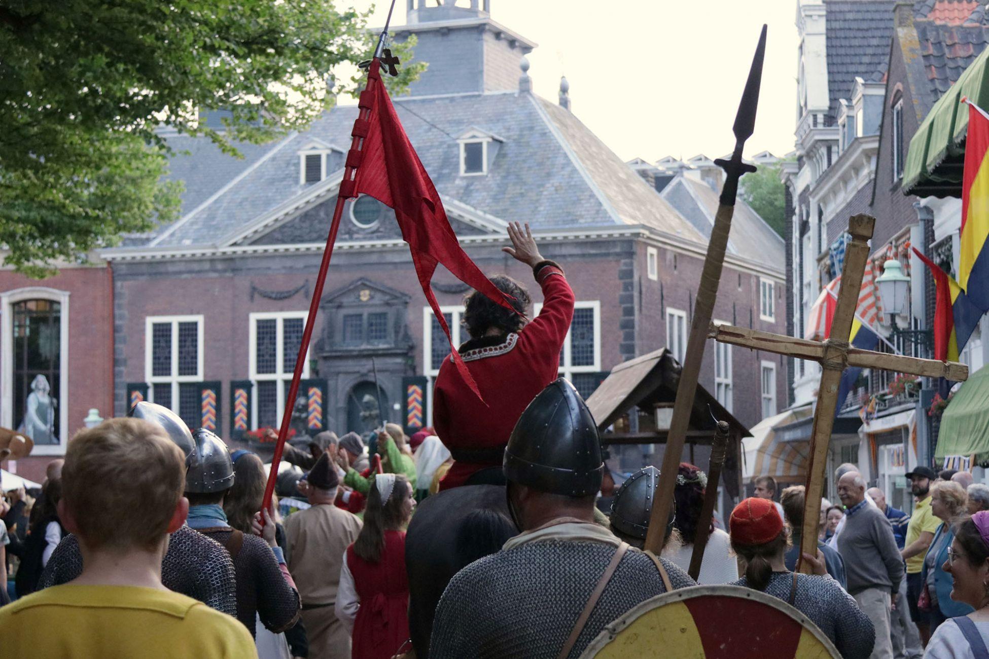 Slag bij Vlaardingen krijgt een vervolg