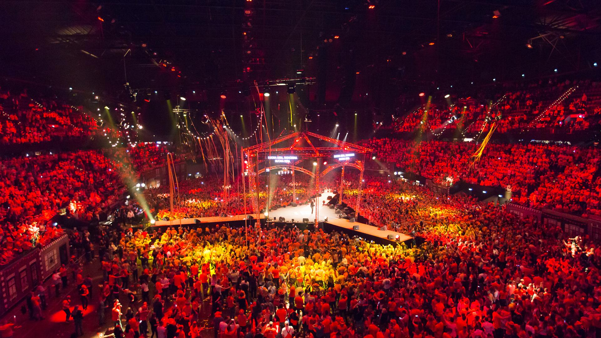 Provincie steunt songfestivalwens Den Haag en Rotterdam