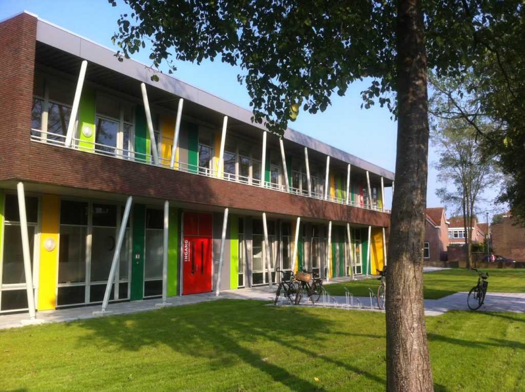 UN1EK viert officiële opening IKC De Bavinck