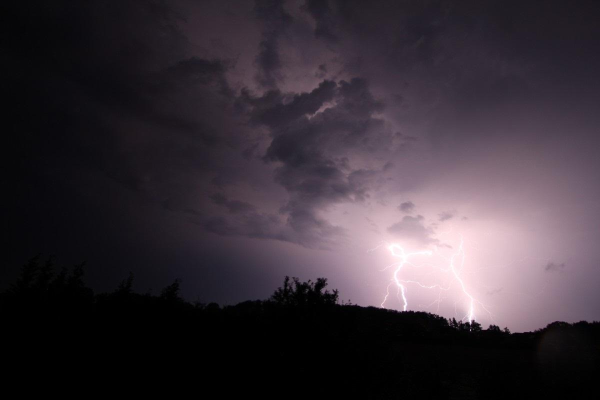 Code geel: onweersbuien onderweg