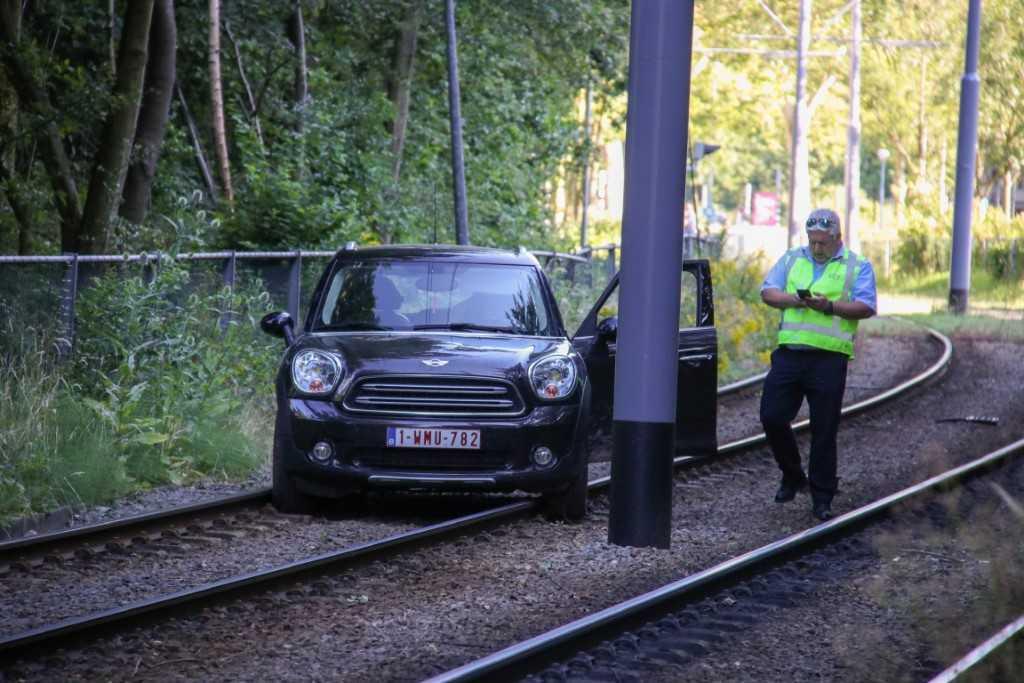 Belgische vrouw raakt spoor bijster